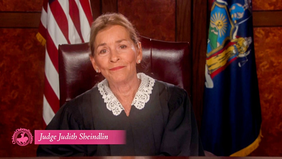 UNSPECIFIED - OCTOBER 10: In this screengrab Judge Judith Sheindlin appears during the 2020 Carousel of Hope Ball benefiting the Children's Diabetes Foundation on October 10, 2020 in UNSPECIFIED, UNSPECIFIED - Region AMER.