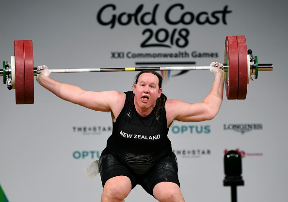 Trans Weightlifter Has A 'Genuine Chance' For A Women's Olympic Medal