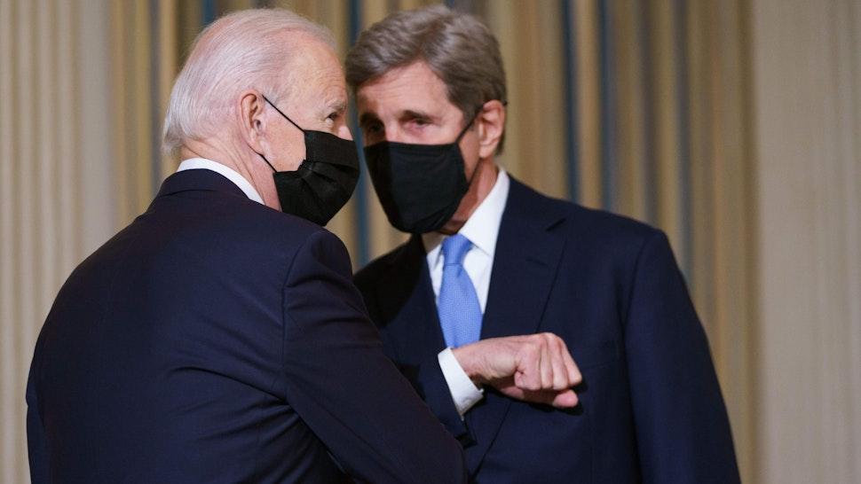 Joe Biden John Kerry