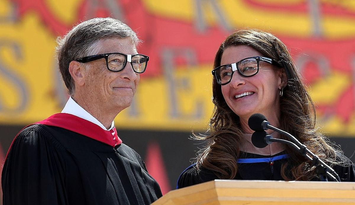 Bill Gates Has No Prenuptial Agreement, $130 Billion Fortune In Play: Report