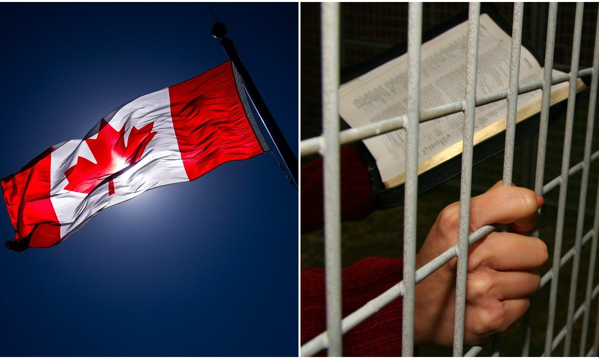'Nazi Cowards': Calgary Police Arrest Polish Pastor Who Refused To Allow Police, Health Officials To Disrupt Service