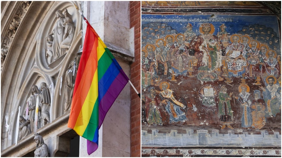 Gay flag and Council of Nicaea