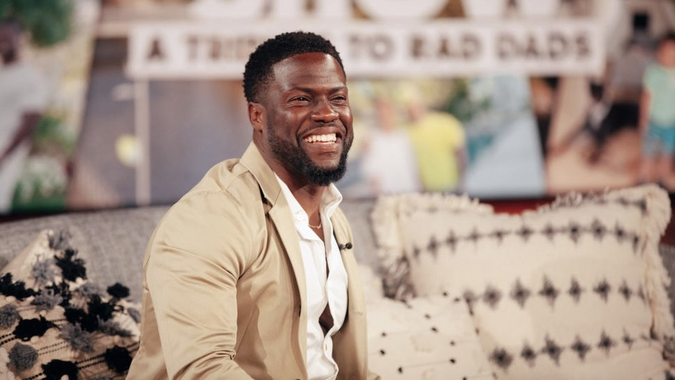 The Kelly Clarkson Show - Season 2 THE KELLY CLARKSON SHOW -- Episode 4146 -- Pictured: Kevin Hart -- (Photo by: Weiss Eubanks/NBCUniversal/NBCU Photo Bank via Getty Images) NBC / Contributor via Getty Images