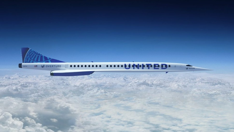 Boom Supersonic and United Airlines
