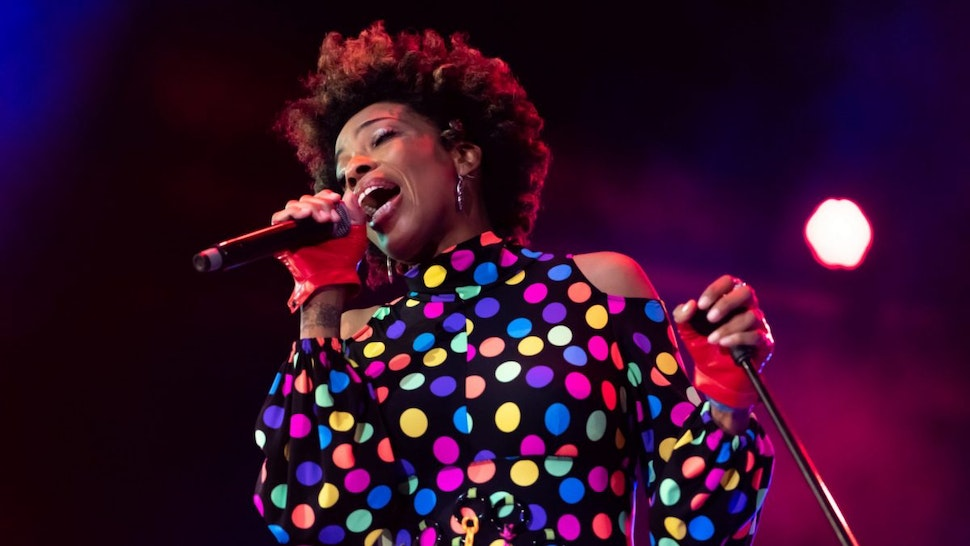 Macy Gray performs at the North Sea Jazz Festival at Rotterdam Ahoy on July 13, 2019 in Rotterdam, Netherlands.