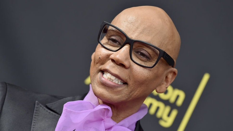 2019 Creative Arts Emmy Awards - Arrivals LOS ANGELES, CALIFORNIA - SEPTEMBER 14: RuPaul attends the 2019 Creative Arts Emmy Awards on September 14, 2019 in Los Angeles, California. (Photo by Axelle/Bauer-Griffin/FilmMagic) Axelle/Bauer-Griffin / Contributor via Getty Images