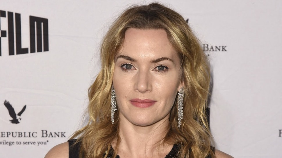 SFFILM's 60th Anniversary Awards Night - Arrivals SAN FRANCISCO, CA - DECEMBER 05: Kate Winslet attends SFFILM's 60th Anniversary Awards Night at Palace of Fine Arts Theatre on December 5, 2017 in San Francisco, California. (Photo by C Flanigan/Getty Images) C Flanigan / Stringer via Getty Images