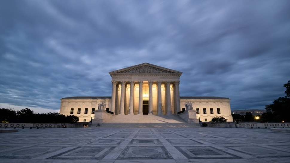 Supreme Court - stock photo The United States Supreme COurt Building Geoff Livingston via Getty Images