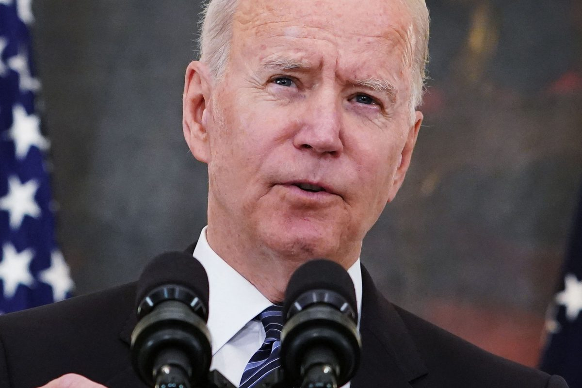 Biden To Americans Who Own Guns To Defend Against Tyranny: You Need Jets, Nuclear Weapons To Take Us On
