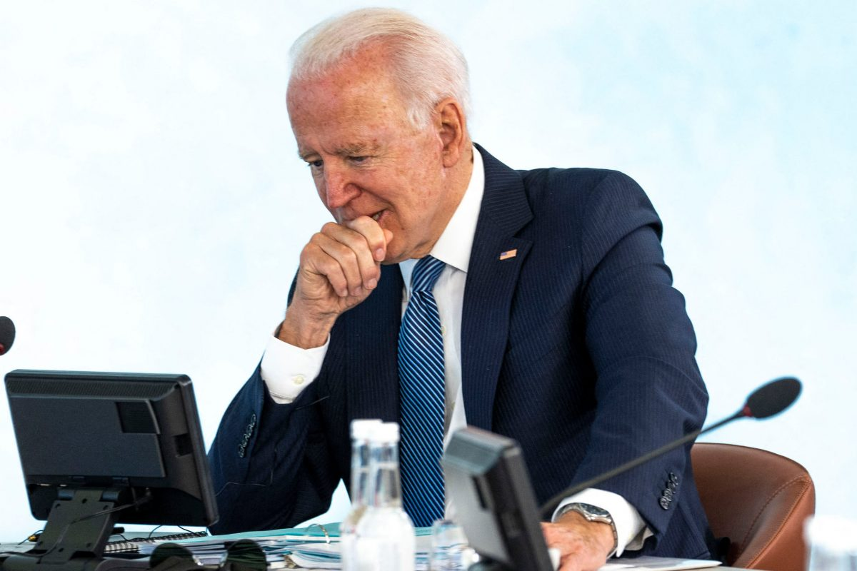 World Leaders Laugh At Biden After Boris Johnson Has To Remind Biden Of Something That Just Happened