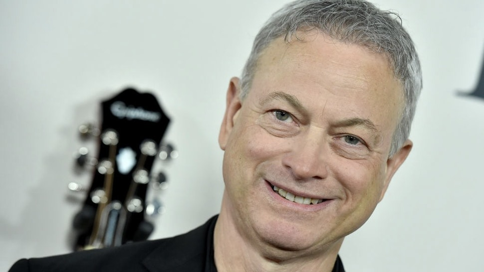 """Premiere Of Lionsgate's """"I Still Believe"""" - Arrivals HOLLYWOOD, CALIFORNIA - MARCH 07: Gary Sinise attends the premiere of Lionsgate's """"I Still Believe"""" at ArcLight Hollywood on March 07, 2020 in Hollywood, California. (Photo by Axelle/Bauer-Griffin/FilmMagic) Axelle/Bauer-Griffin / Contributor via Getty Images"""