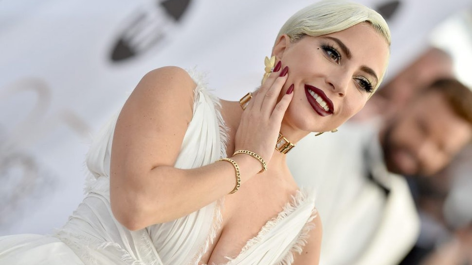 LOS ANGELES, CA - JANUARY 27: Lady Gaga attends the 25th Annual Screen Actors Guild Awards at The Shrine Auditorium on January 27, 2019 in Los Angeles, California.