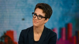 TODAY -- Pictured: Rachel Maddow on Tuesday, October 2, 2019 -- (Photo by: Nathan Congleton/NBCU Photo Bank/NBCUniversal via Getty Images via Getty Images)