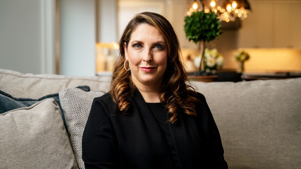 Unspecified, MI - January 16, 2021: Ronna McDaniel, Chair of the Republican National Committee, photographed in her Michigan home. (Photo by Nick Hagen for The Washington Post via Getty Images)