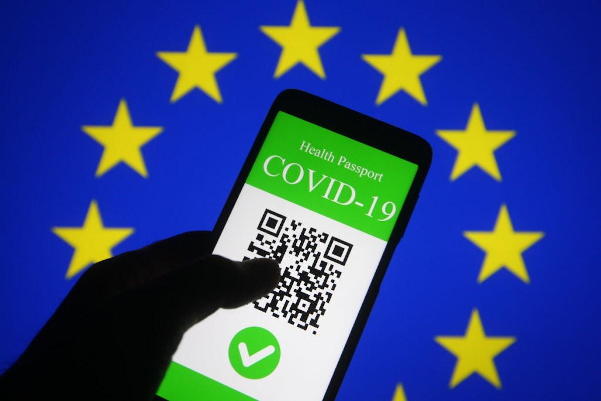 European Countries Debut Digital Covid Vaccine Passport