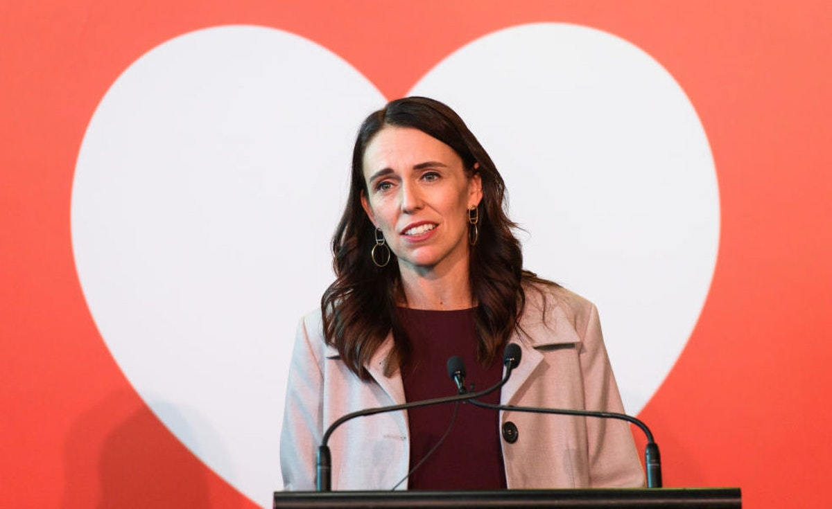 Feminist New Zealand PM Backs Biologically Male Trans Athlete Competing In Women's Olympic Weightlifting