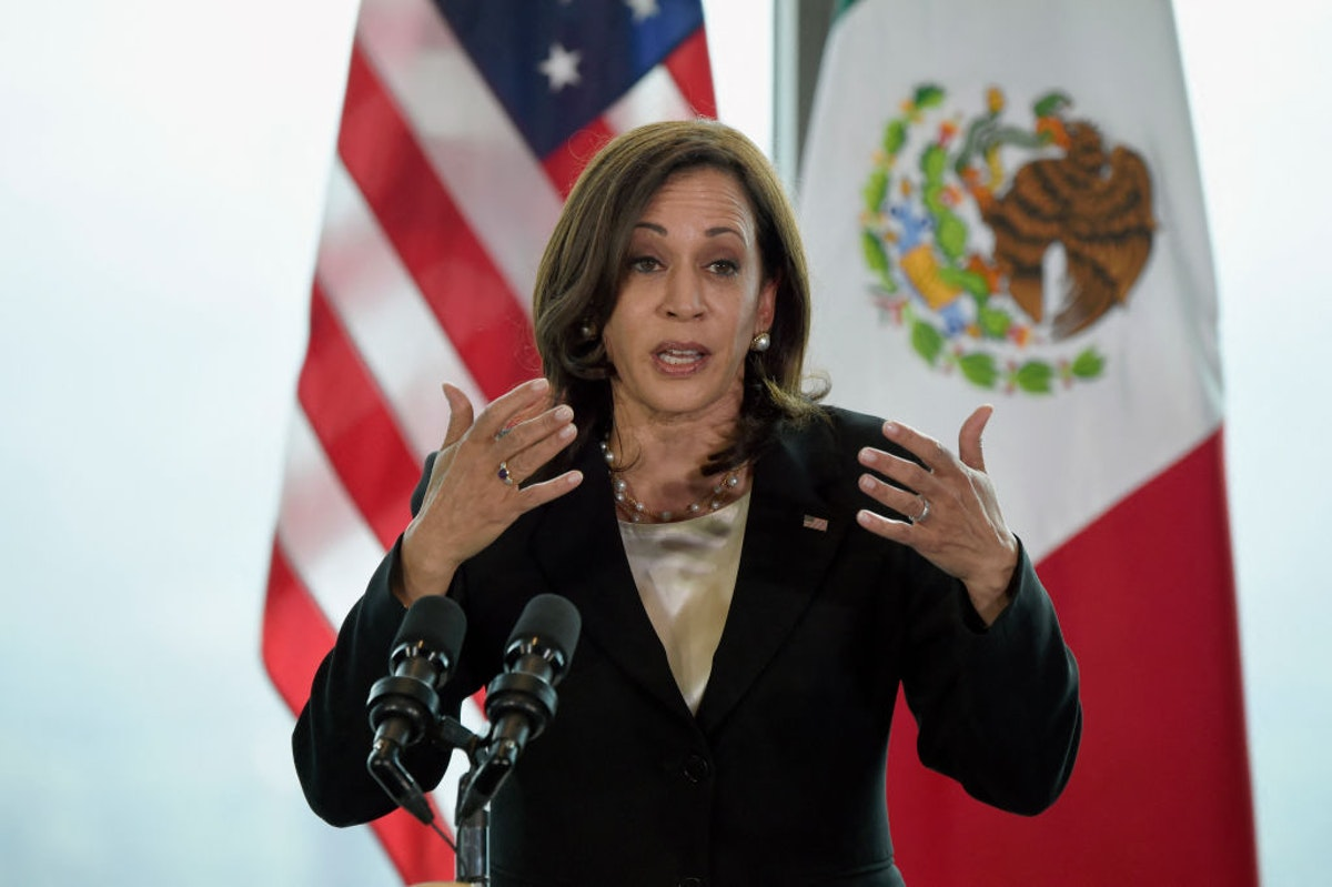 Media Says Criticism Of Kamala Harris' Embarrassing Border Interview Result Of 'Racism And Sexism'