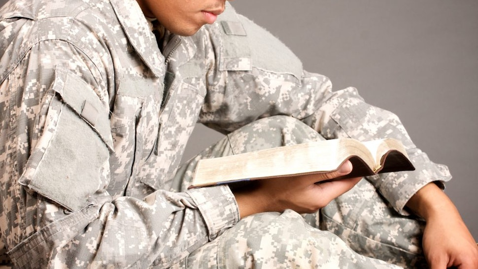 Bible and military