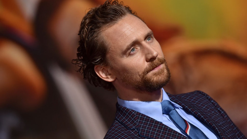 LOS ANGELES, CA - OCTOBER 10: Actor Tom Hiddleston arrives at the premiere of Disney and Marvel's 'Thor: Ragnarok' at the El Capitan Theatre on October 10, 2017 in Los Angeles, California. (Photo by Axelle/Bauer-Griffin/FilmMagic)