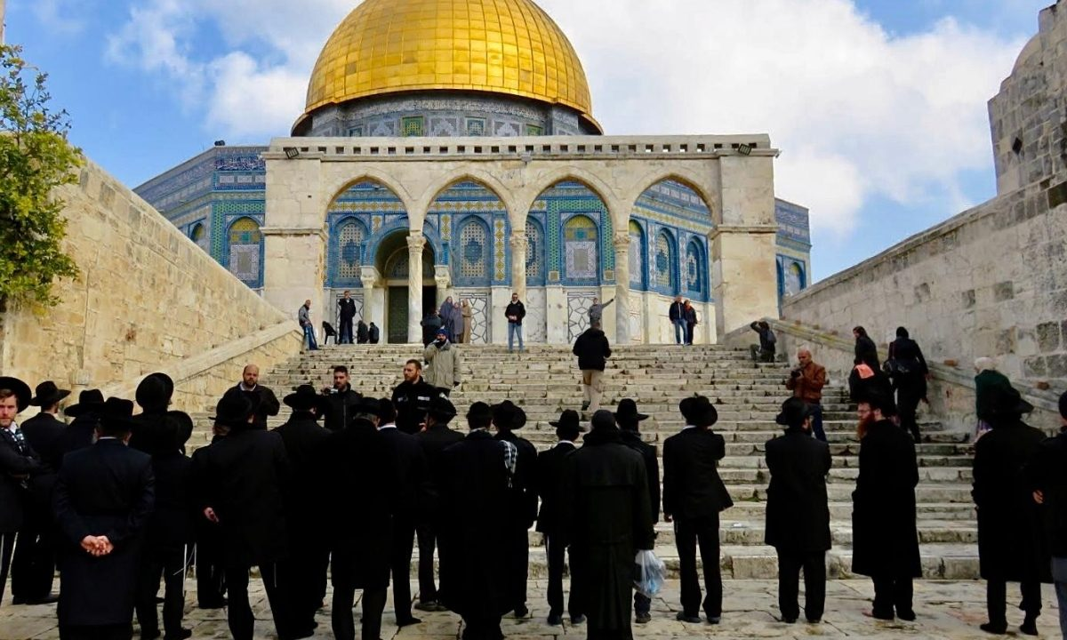 The Temple Mount Is Judaism's Holiest Site, And It Always Has Been. Here's Everything You Need To Know.