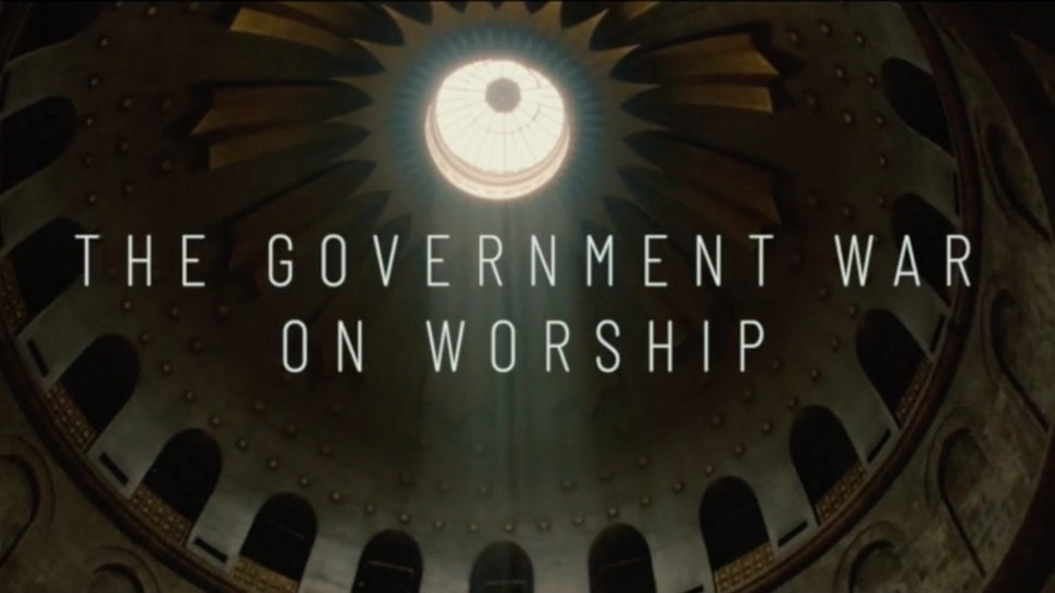 Government War on Worship