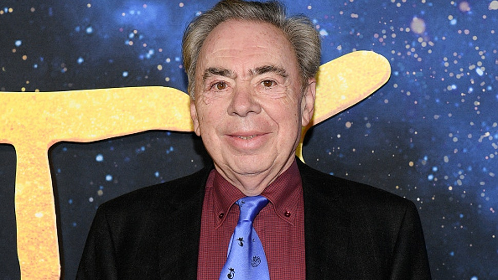 """NEW YORK, NEW YORK - DECEMBER 16: Andrew Lloyd Webber attends the world premiere of """"Cats"""" at Alice Tully Hall, Lincoln Center on December 16, 2019 in New York City."""