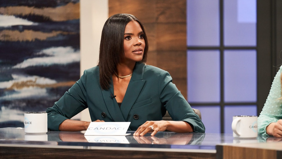 Candace Owens Took On Afghanistan, The California Recall, And Big Tech This Week. Here's How You Can Watch.
