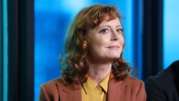 Actress Susan Sarandon of 'Blackbird' attends The IMDb Studio Presented By Intuit QuickBooks at Toronto 2019 at Bisha Hotel & Residences on September 06, 2019 in Toronto, Canada.