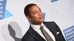 Don Lemon attends the Robert F. Kennedy Human Rights Hosts 2019 Ripple Of Hope Gala & Auction In NYC on December 12, 2019 in New York City.