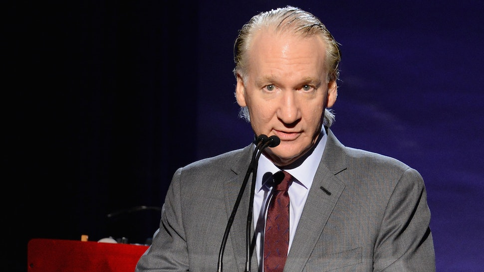 BEVERLY HILLS, CA - JANUARY 07: Master of ceremonies Bill Maher speaks onstage during the 6th Annual Sean Penn & Friends HAITI RISING Gala Benefiting J/P Haitian Relief Organizationat Montage Hotel on January 7, 2017 in Beverly Hills, California.