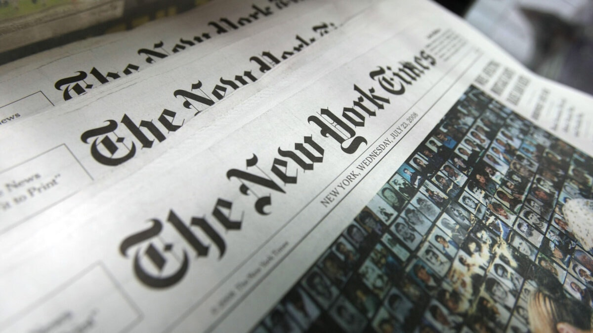 PRAGER: The Media Produces Derangement: Proof From New York Times Readers