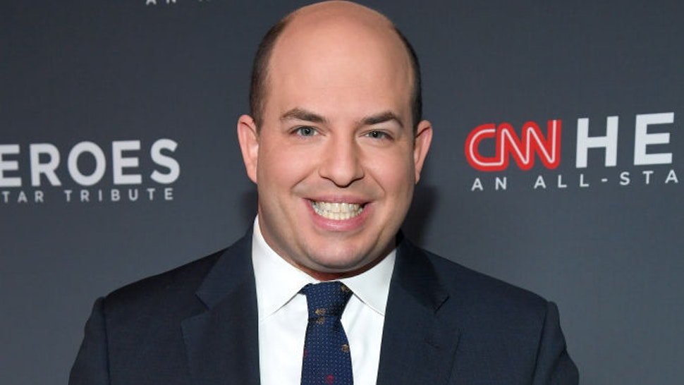 NEW YORK, NEW YORK - DECEMBER 08: Brian Stelter attends CNN Heroes at the American Museum of Natural History on December 08, 2019 in New York City. (Photo by Kevin Mazur/Getty Images for WarnerMedia)