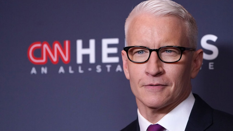 NEW YORK, NEW YORK - DECEMBER 08: Anderson Cooper attends the 13th Annual CNN Heroes at the American Museum of Natural History on December 08, 2019 in New York City. (Photo by J. Countess/Getty Images)