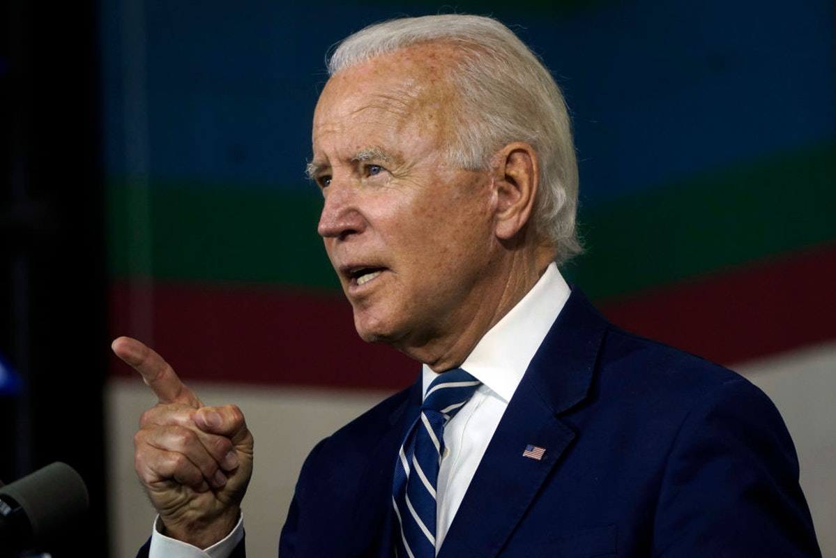 Biden Says Scrapping Filibuster Would 'Throw The Entire Congress Into Chaos And Nothing Will Get Done'