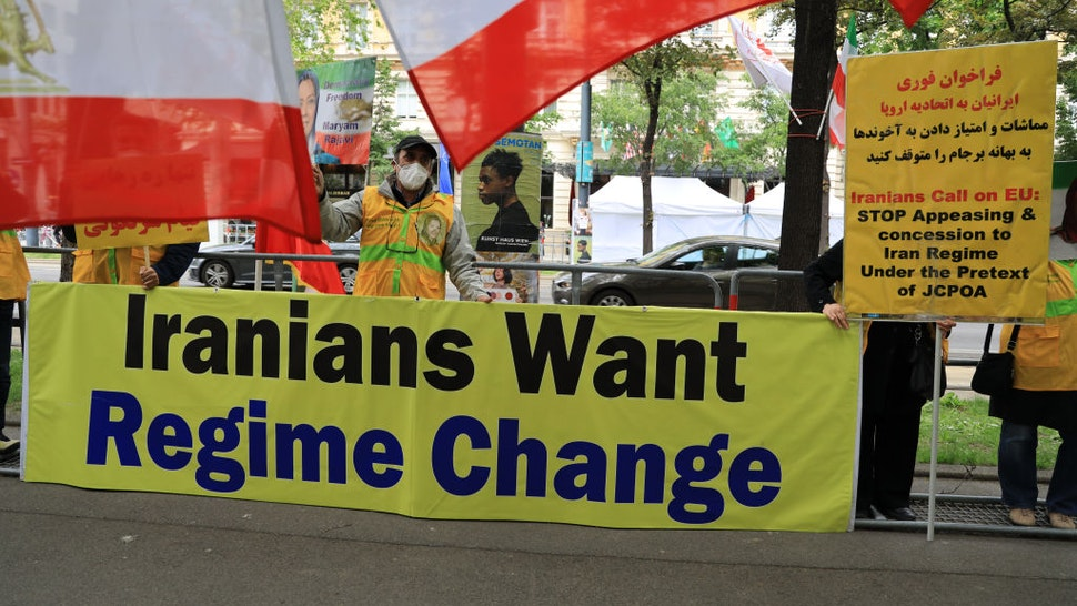 Iran dissidents