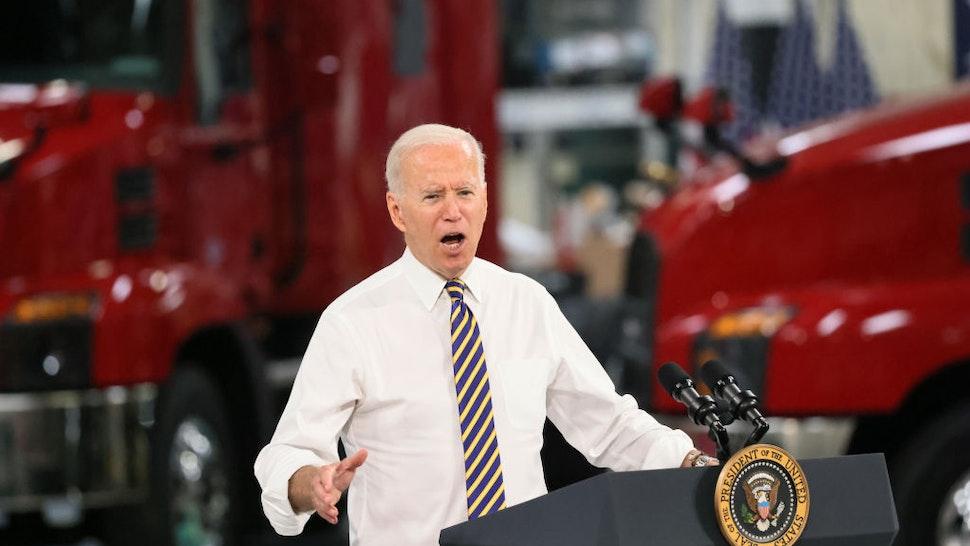 Biden Trucks