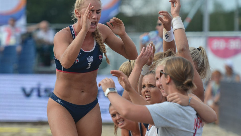Norway beach handball