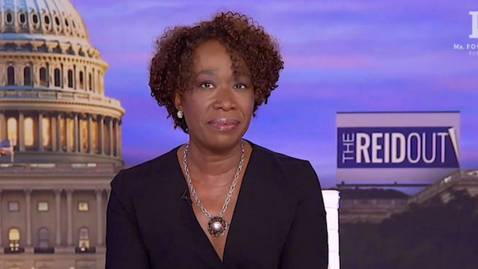 NEW YORK, NEW YORK - MAY 19: In this screengrab, Joy Reid speaks at the 33rd Gloria Awards: A Salute to Women of Vision - VIRTUAL EVENT on May 19, 2021 in New York City.