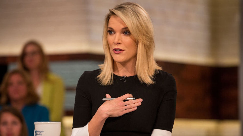 MEGYN KELLY TODAY -- Pictured: Megyn Kelly on Wednesday, August 22, 2018 -- (Photo by: Nathan Congleton/NBC/NBCU Photo Bank)