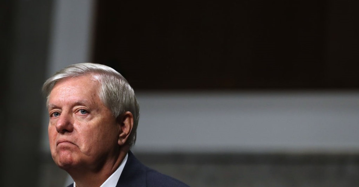 Sen. Lindsey Graham Predicts 2022 Midterm Elections Will Be '1994 All Over Again'