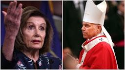 Pelosi and Cordileone