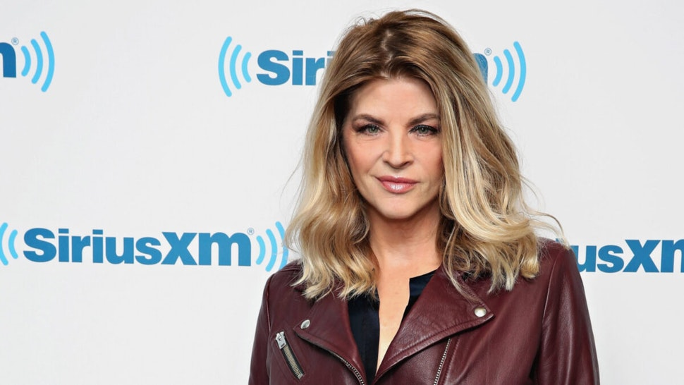 Kirstie Alley Blasts Trans Terms Like 'Chest-Feeding,' Calls Them Degrading To Women