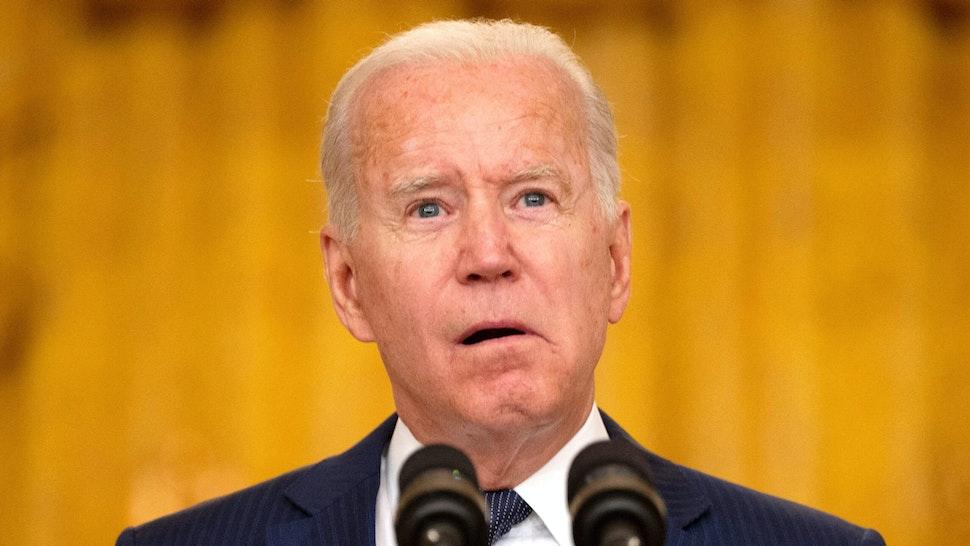 Mother Of Slain U.S. Marine Unloads On Biden: A 'Feckless, Dementia-Ridden Piece Of Crap,' 'Treasonous'