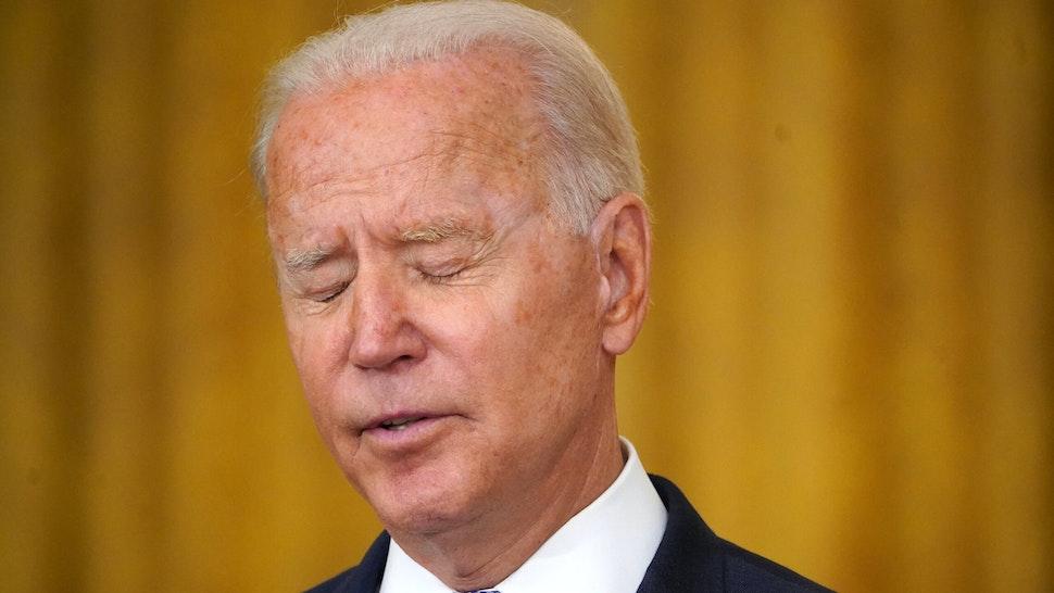 'Begging Joe': Biden Admin Pleads With Taliban Terrorists To Spare U.S. Embassy In Kabul, Report Says