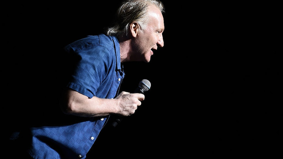 NEW YORK, NY - NOVEMBER 05: Bill Maher Performs During New York Comedy Festival at The Theater at Madison Square Garden on November 5, 2016 in New York City.