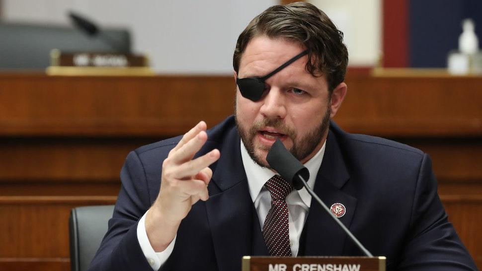 'Liar And An Idiot': Dan Crenshaw Rips WaPo Columnist For Spreading False Texas COVID Stats