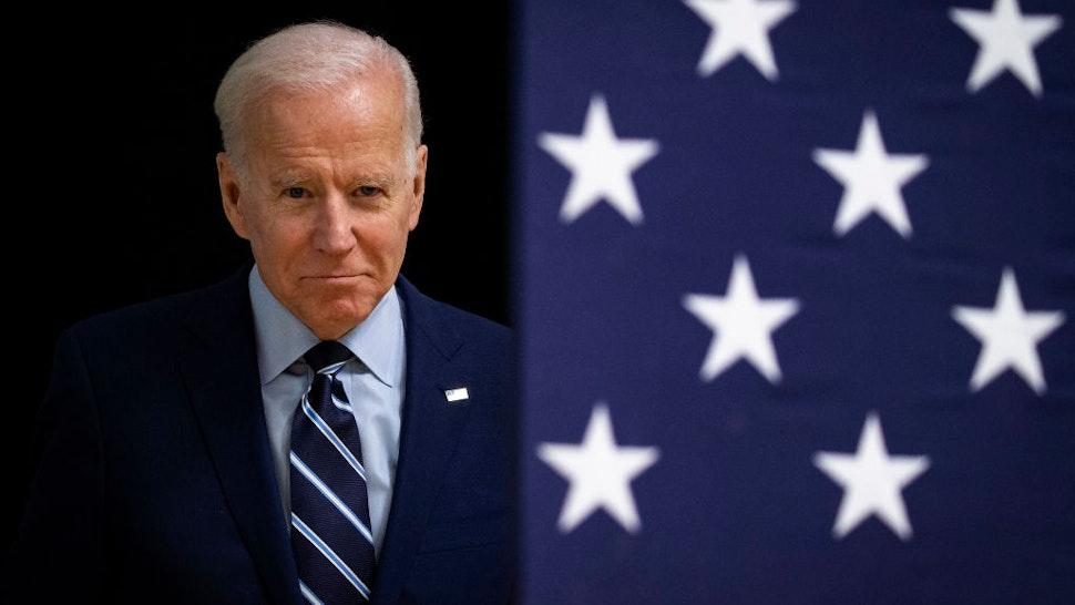 Biden + stars