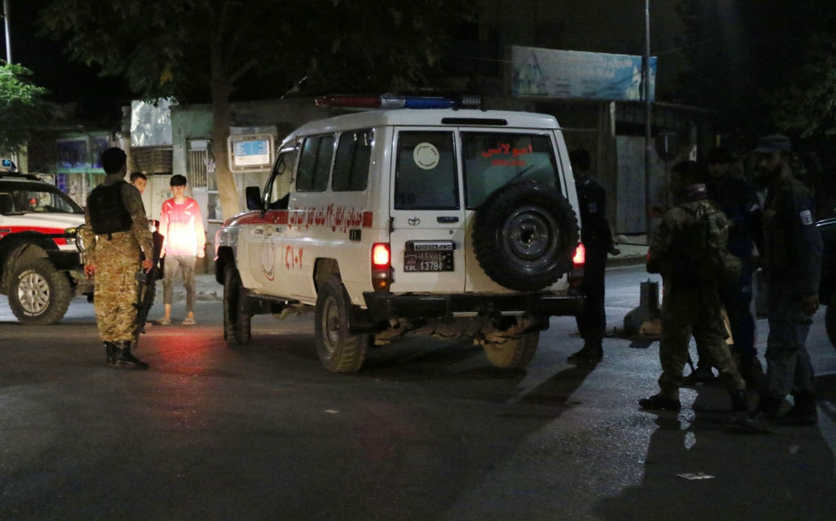 Report: 'At Least 40 Dead,' 120 Wounded Transferred To Kabul Hospitals, '60%' Critical, Taliban Not Allowing Release Of Casualty Counts