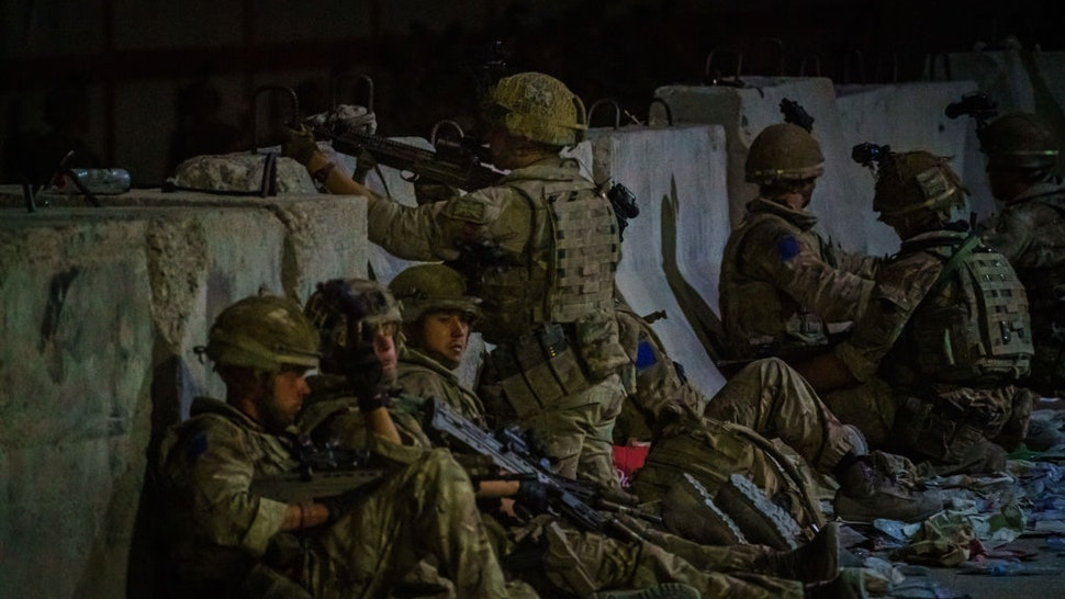 Report: U.S. Special Forces Vets 'Secretly Rescued' Hundreds Of Afghan Allies 'Left For Dead' Amid Biden Withdrawal