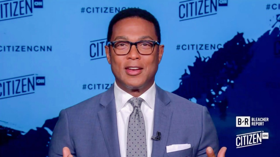 UNSPECIFIED - SEPTEMBER 22: In this screengrab Don Lemon speaks during the CITIZEN by CNN 2020 Conference on September 22, 2020 in UNSPECIFIED, United States. (Photo by Getty Images/Getty Images for CNN)